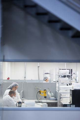 Snaptron-Clean Room 2